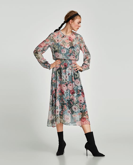 knotted-dress--new-inwoman by zara