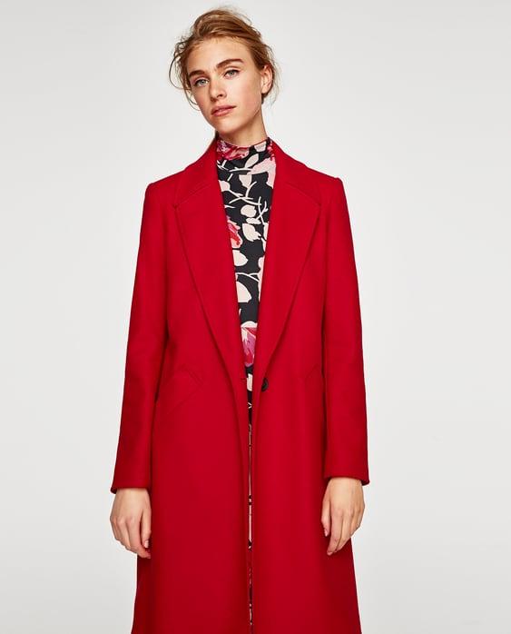 Image 2 de MANTEAU MASCULIN EN LAINE de Zara