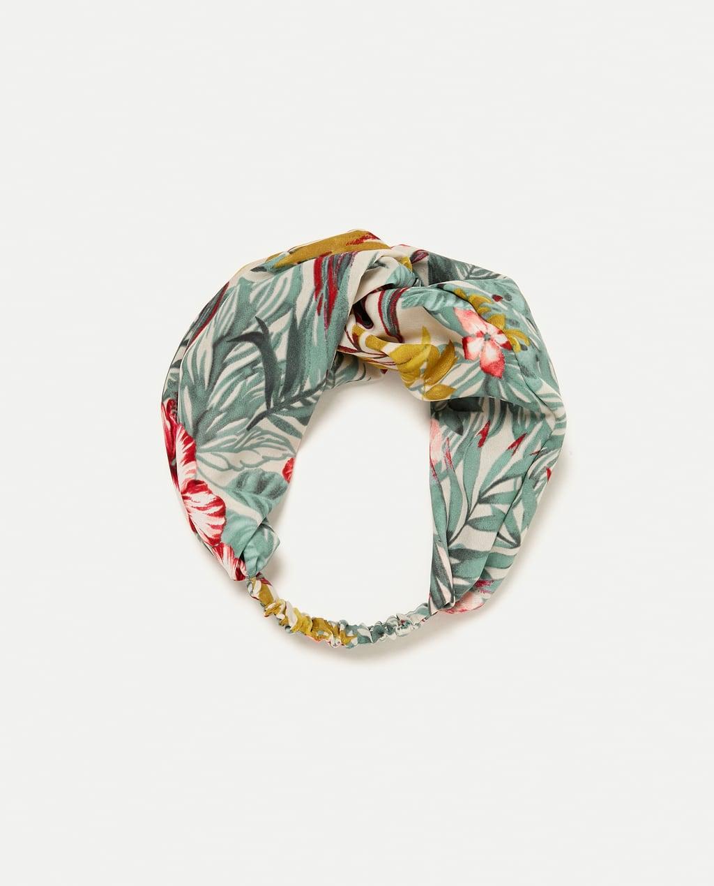 Zara baby hair accessories - Image 1 Of Turban Style Hairband From Zara