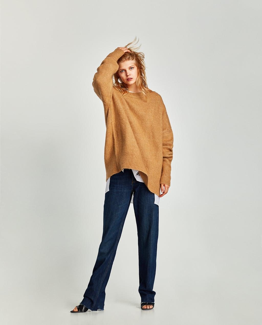 OVERSIZED SWEATER - Sweaters-KNITWEAR-WOMAN-SALE | ZARA United States