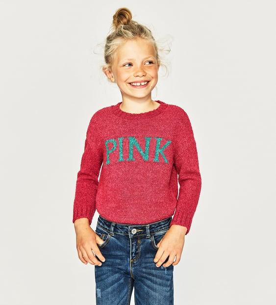 Girls' Knitwear | Online Sale | ZARA United States