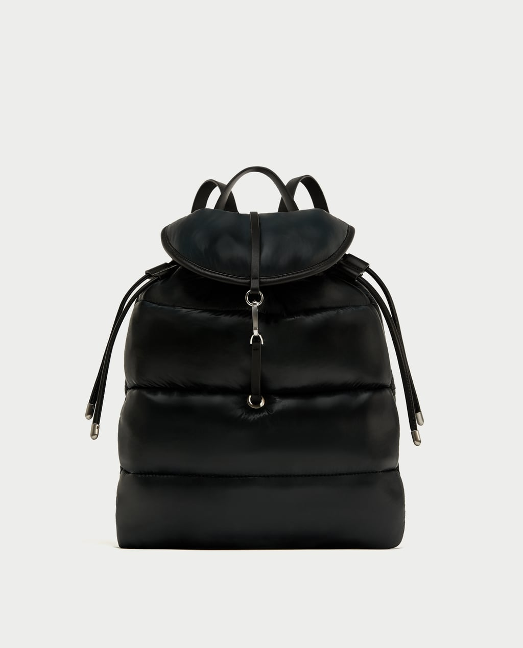 QUILTED BACKPACK - View all-BAGS-WOMAN-SALE | ZARA United States : quilted rucksack zara - Adamdwight.com