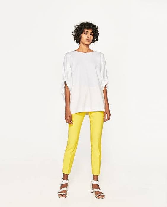 Pleated Trousers for Women   ZARA United States