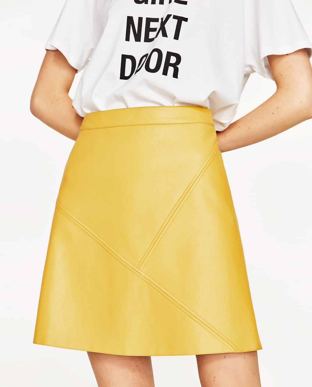 A - LINE SKIRT-View All-SKIRTS-WOMAN | ZARA United States