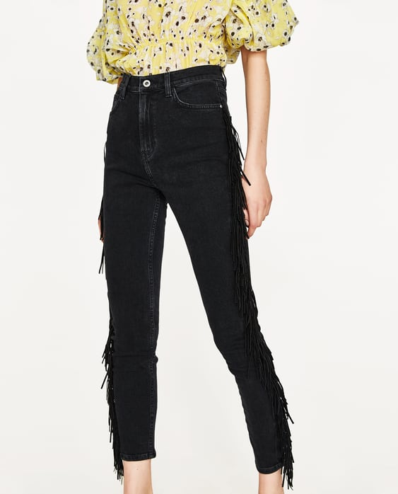 High Waist-JEANS-WOMAN | ZARA United States