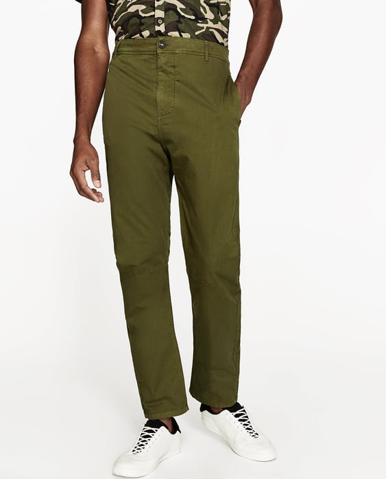 Casual Trousers for Men | ZARA United States
