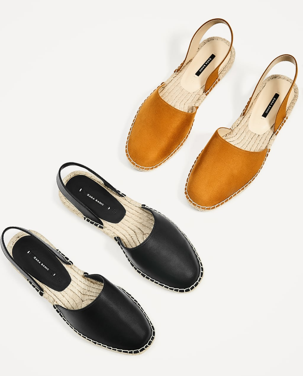 Image 1 of SLINGBACK ESPADRILLES from Zara