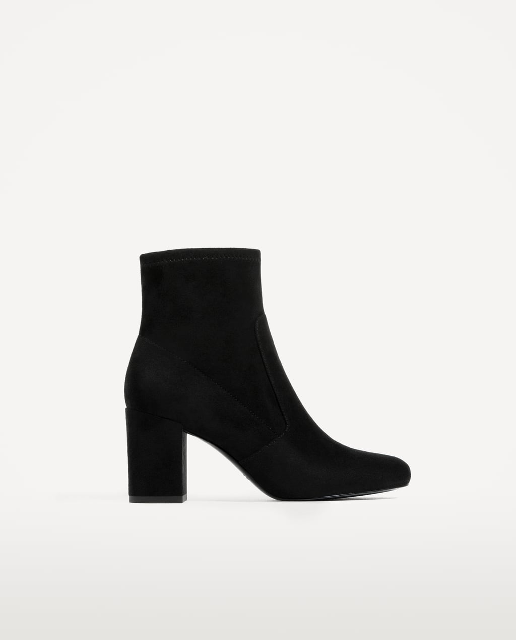 ELASTIC HIGH HEEL ANKLE BOOTS - SHOES-WOMAN-SALE | ZARA United States