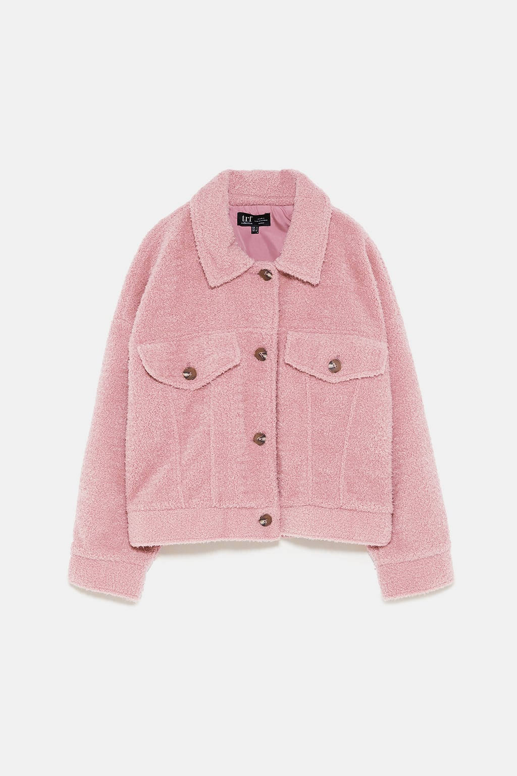 Image 9 of CROPPED JACKET from Zara