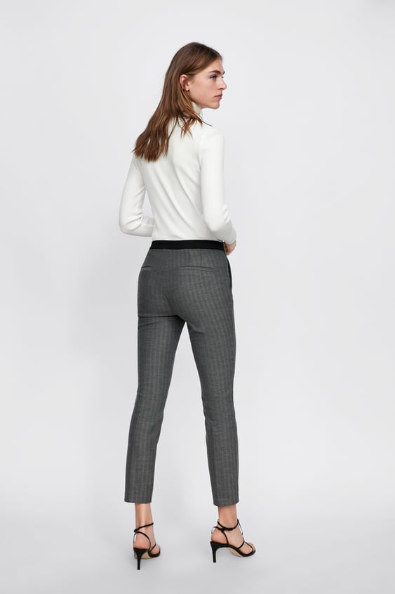 the cheapest shop for luxury 2018 sneakers JOGGER WAIST TROUSERS - PANTS-WOMAN | ZARA Australia