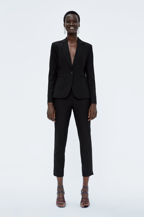 Women S Suits Online Sale Zara United States