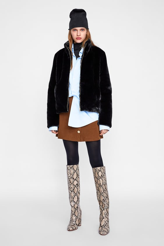 Quilted Textured Jacket  Coatswoman Sale by Zara