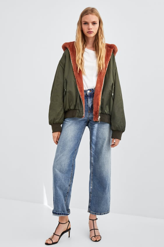 Womens Bomber Jackets New Collection Online Zara United States