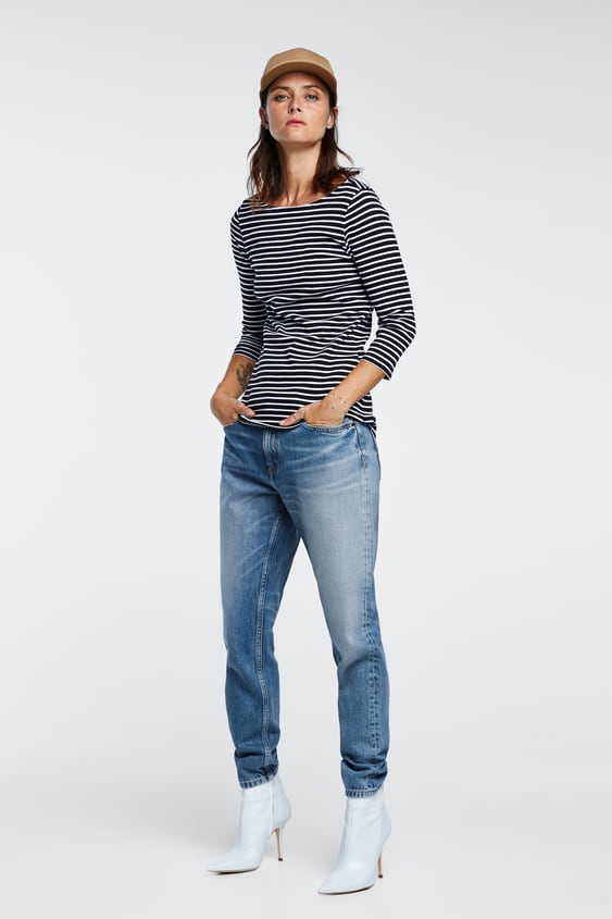 93610dcf4f8d74 STRIPED TOP - Woman-Join life collection-JOIN LIFE