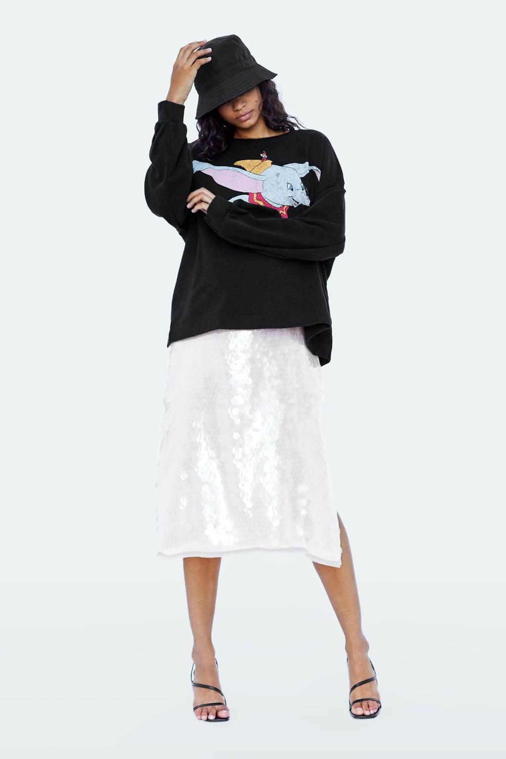 ©&Nbsp;Disney's Dumbo Sweatshirt  Mumwoman Corner Shops by Zara