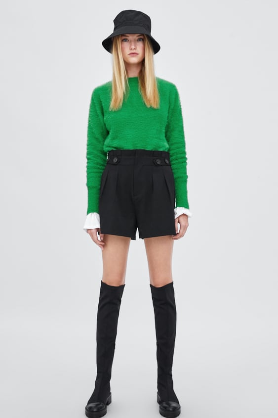 paperbag-shorts-with-buttons--join-lifewoman-corner-shops by zara
