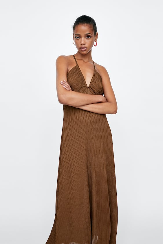 Womens Maxi Dresses New Collection Online Zara Australia
