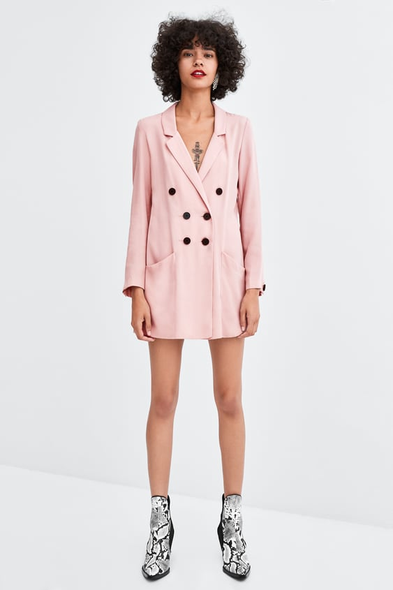 Blazer Jumpsuit Dress Jumpsuitswoman Sale by Zara