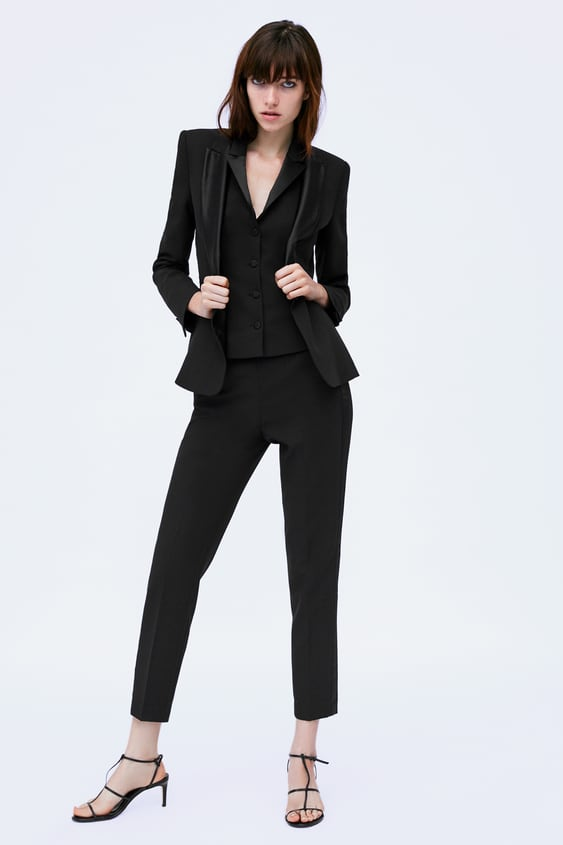 Women\'s Suits | New Collection Online | ZARA United States