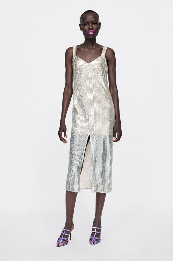 Womens Party Dresses New Collection Online Zara United States