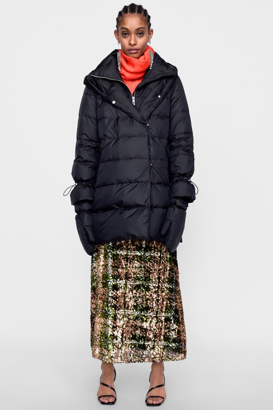 Womens Puffer Jackets New Collection Online Zara United States