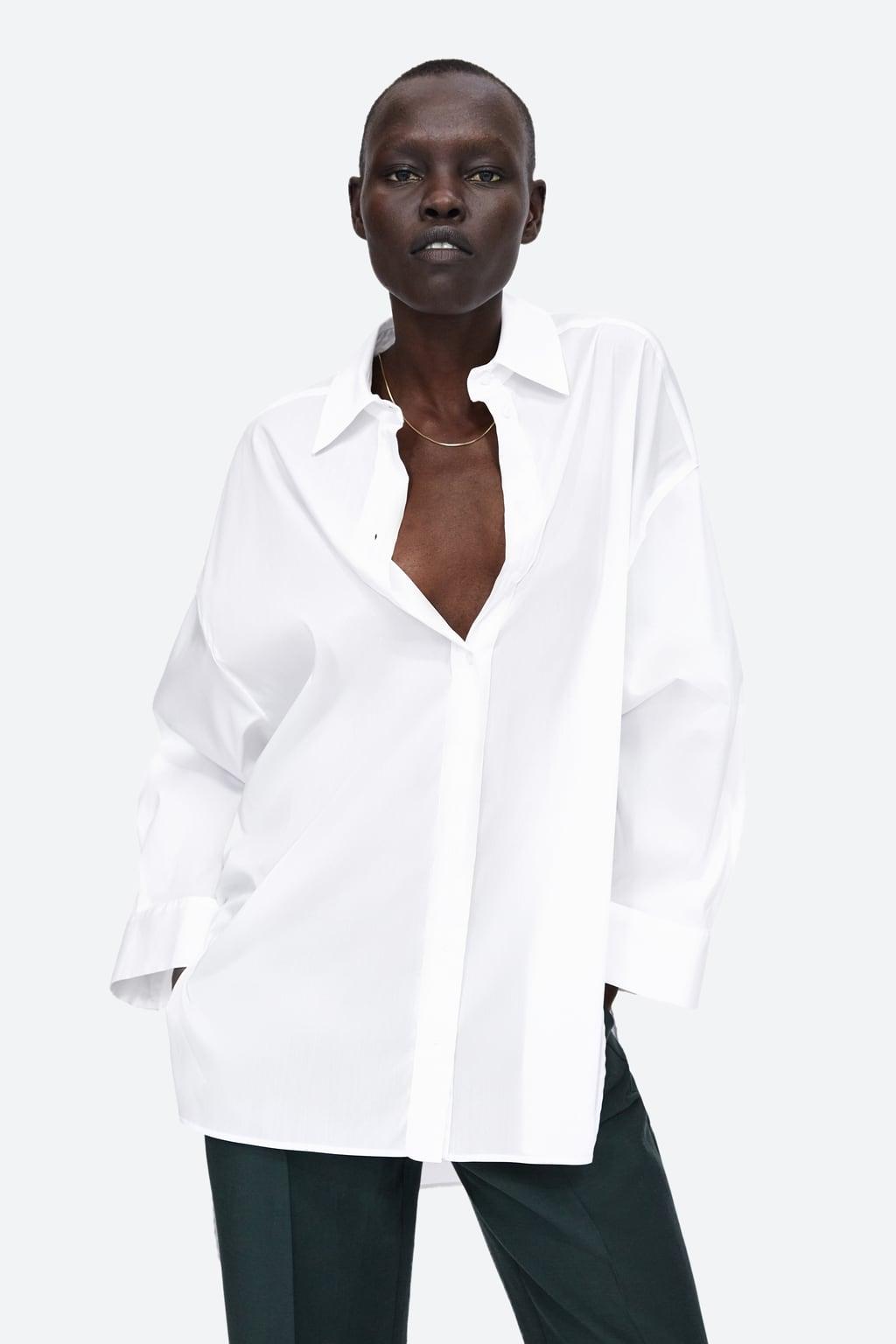 Image 2 de CHEMISE XL EN POPELINE de Zara