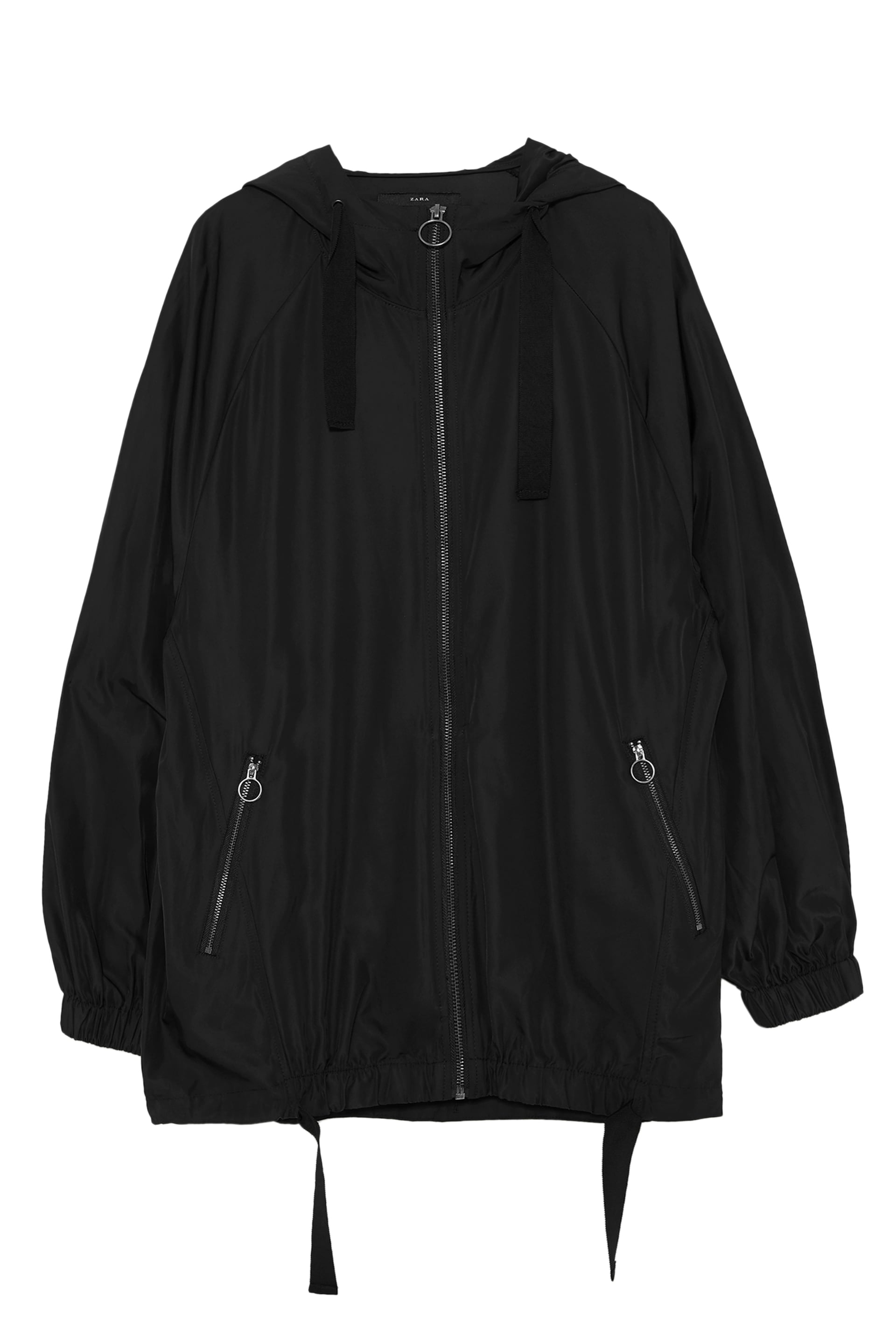 46d34be1 PACKABLE RAINCOAT - BAG-View All-COATS-WOMAN | ZARA Malaysia