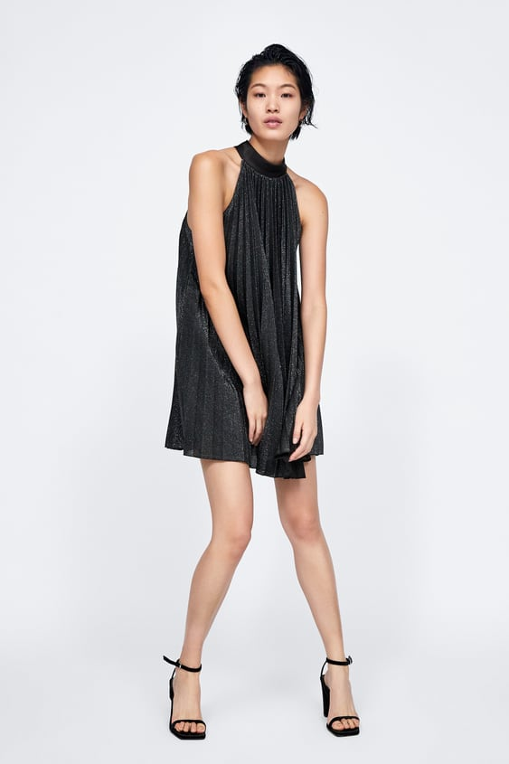 Pleated Dress  Best Sellerswoman by Zara