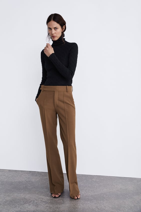 Textured Weave Sweater  Collection Timeless Woman Corner Shops by Zara