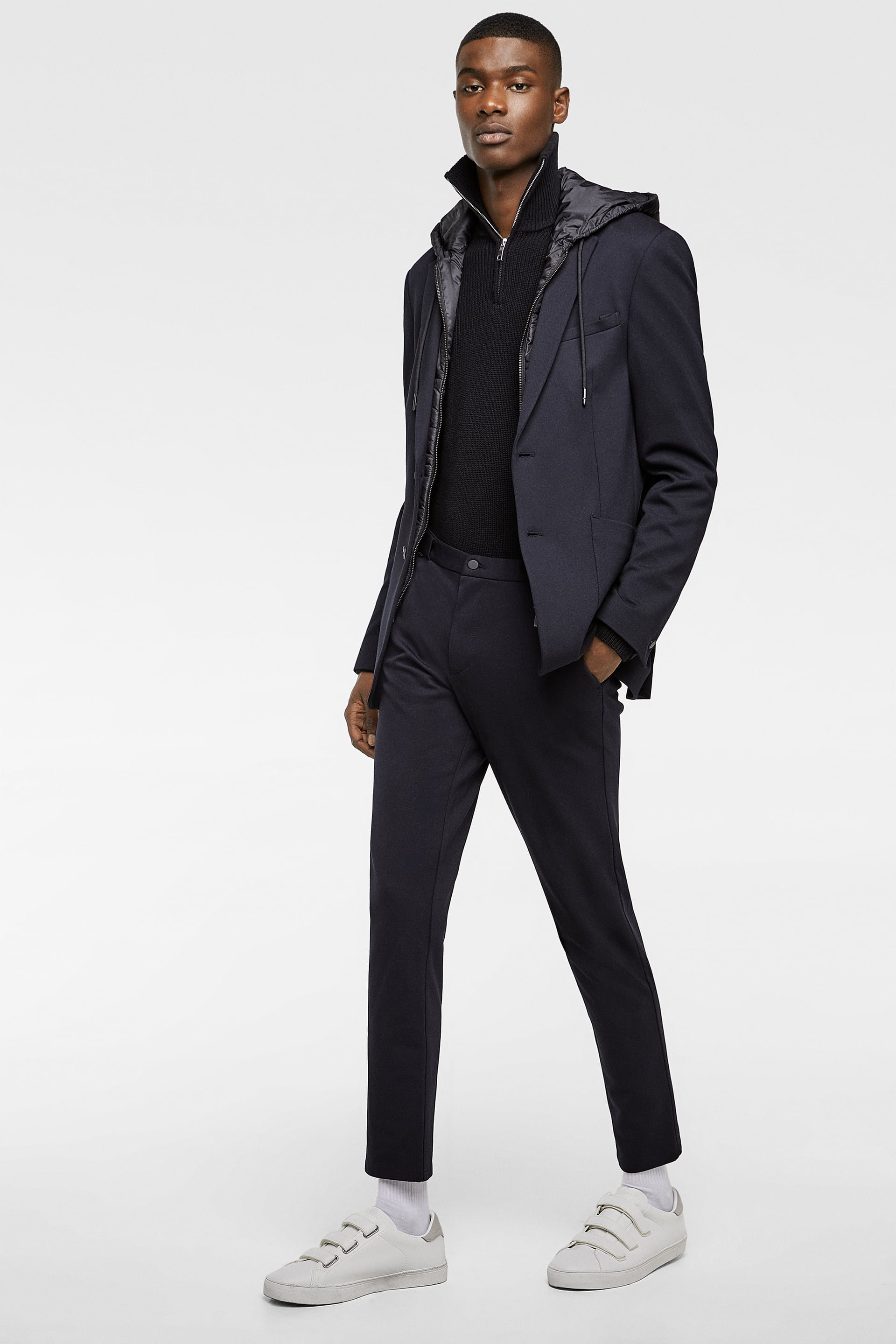 Comfort Fit Trousers View All Trousers Man by Zara