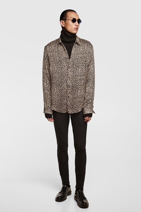 da6971ec6c3e Shoptagr | Leopard Print Shirt View All by Zara