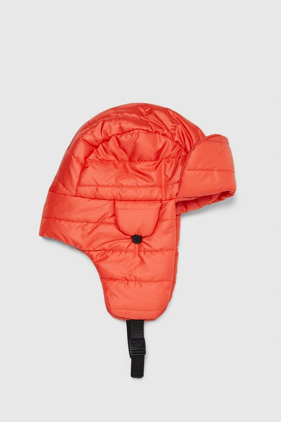 Padded Hat  Hats Accessories Man by Zara