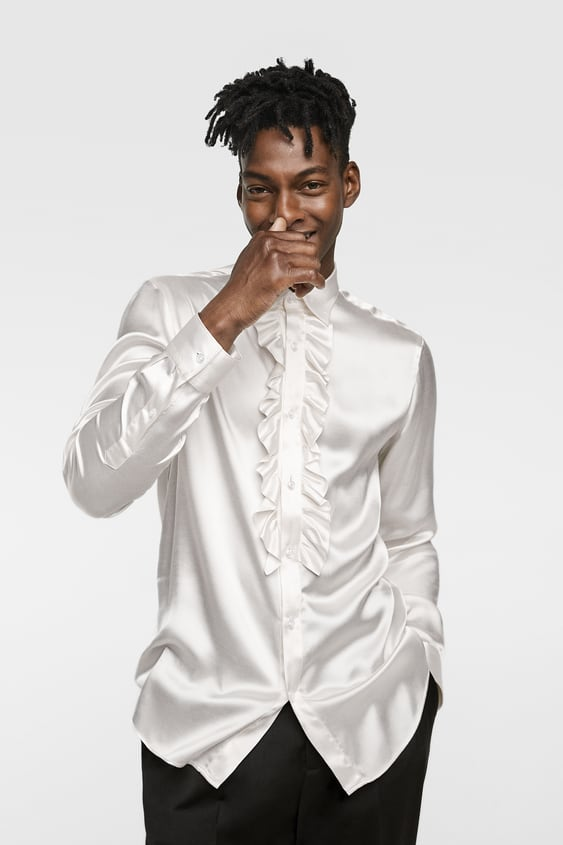 Mens Dress Shirts New Collection Online Zara United States