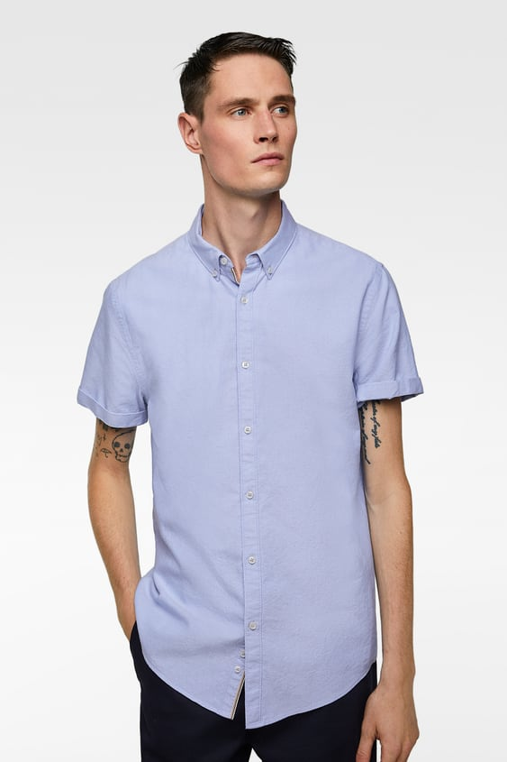 ce2805f00bcc SHORT-SLEEVED SHIRT - Available in more colours
