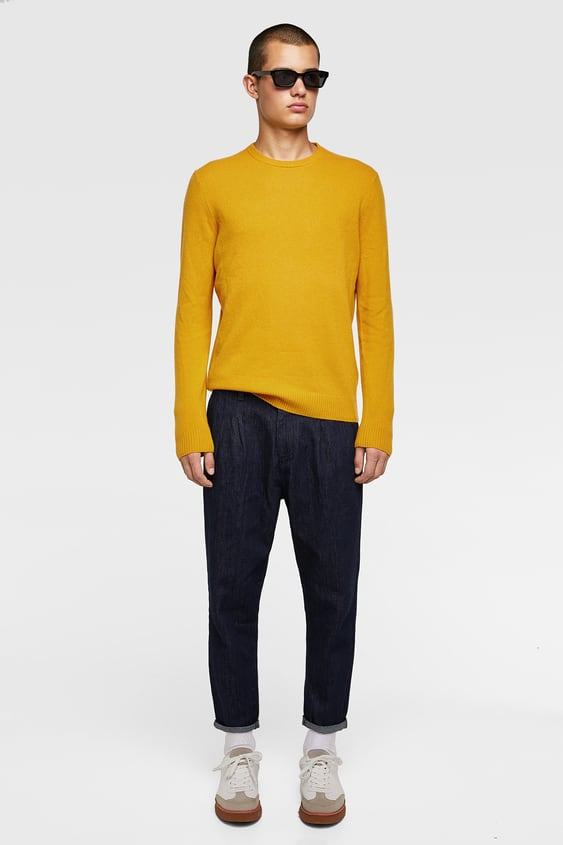 Tapered Jeans  View All Premium Man by Zara