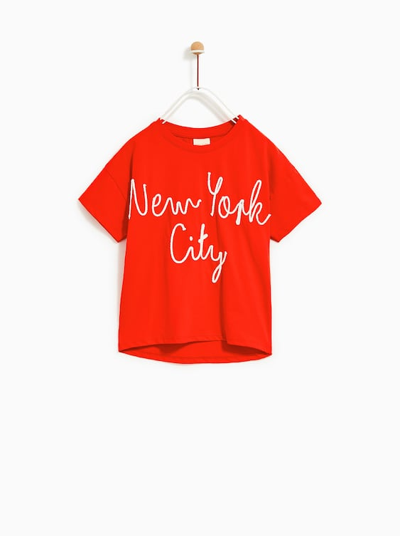 "NEW YORK"" T - SHIRT-View All-COLLECTION-SALE-GIRL  6617d081602"