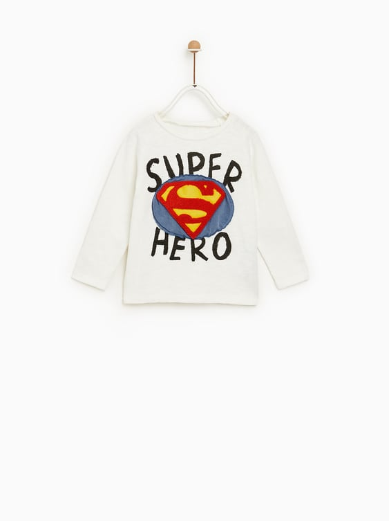 5d207956 SUPERMAN T - SHIRT-NEW IN-BABY BOY | 3 mth - 4 yrs-KIDS | ZARA Australia