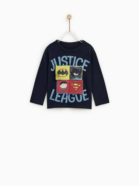 19b80cb10c4 JUSTICE LEAGUE T - SHIRT-BABY BOY | 3 months - 4 years-KIDS-SALE ...