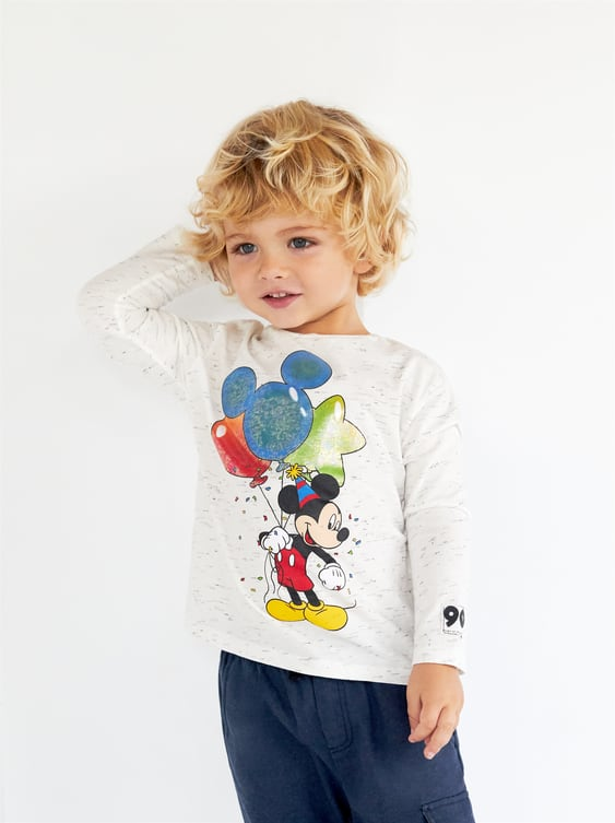 660d044df1 MICKEY MOUSE© T - SHIRT-COLLECTION-SALE-BABY BOY