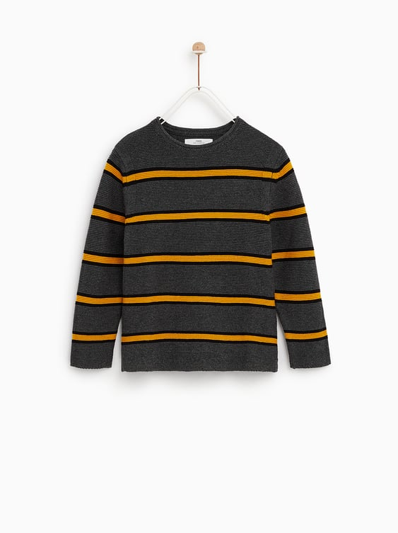 STRIPED SWEATER - Item available in more colors e0af1a654