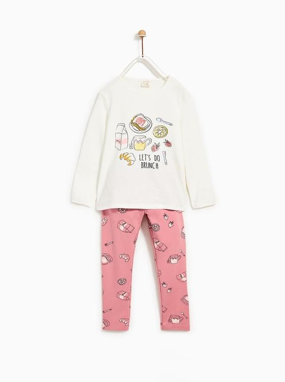 détaillant en ligne bons plans sur la mode vente chaude Shoptagr   'Let's Do Brunch' Pyjamas Underwear And ...