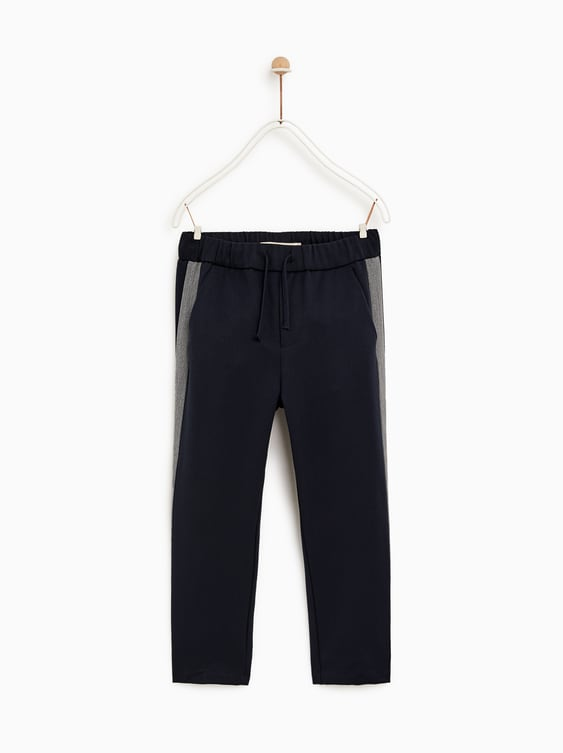 Jogging Pants With Band  Pantsboy by Zara