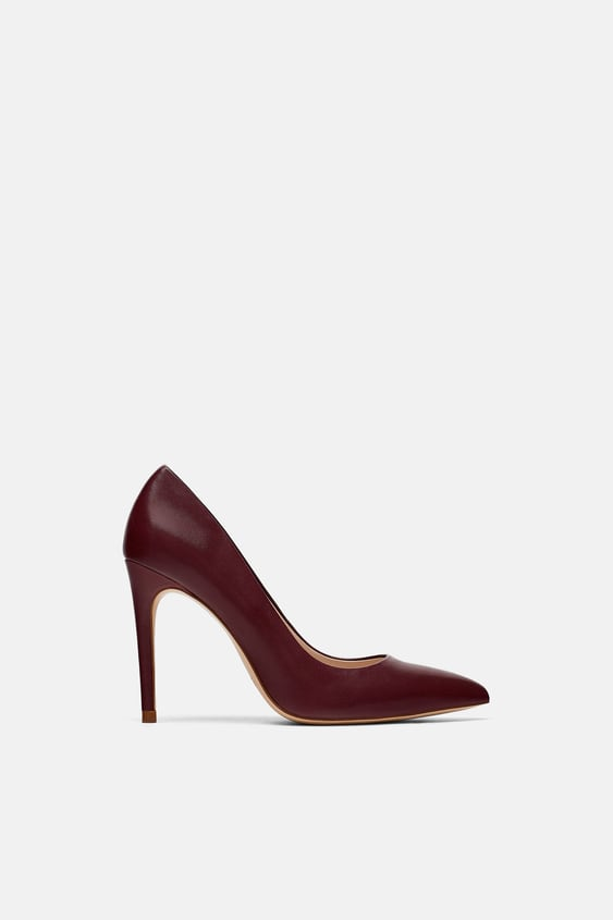 1bf4017948d heeled-leather-pumps--womanshoes by zara