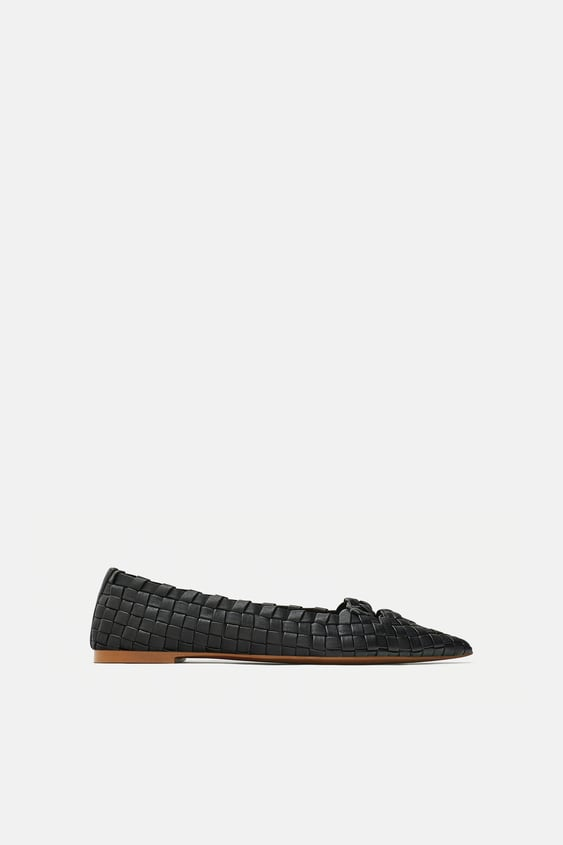 b453e8144 Women's Flat Shoes | Online Sale | ZARA United Kingdom