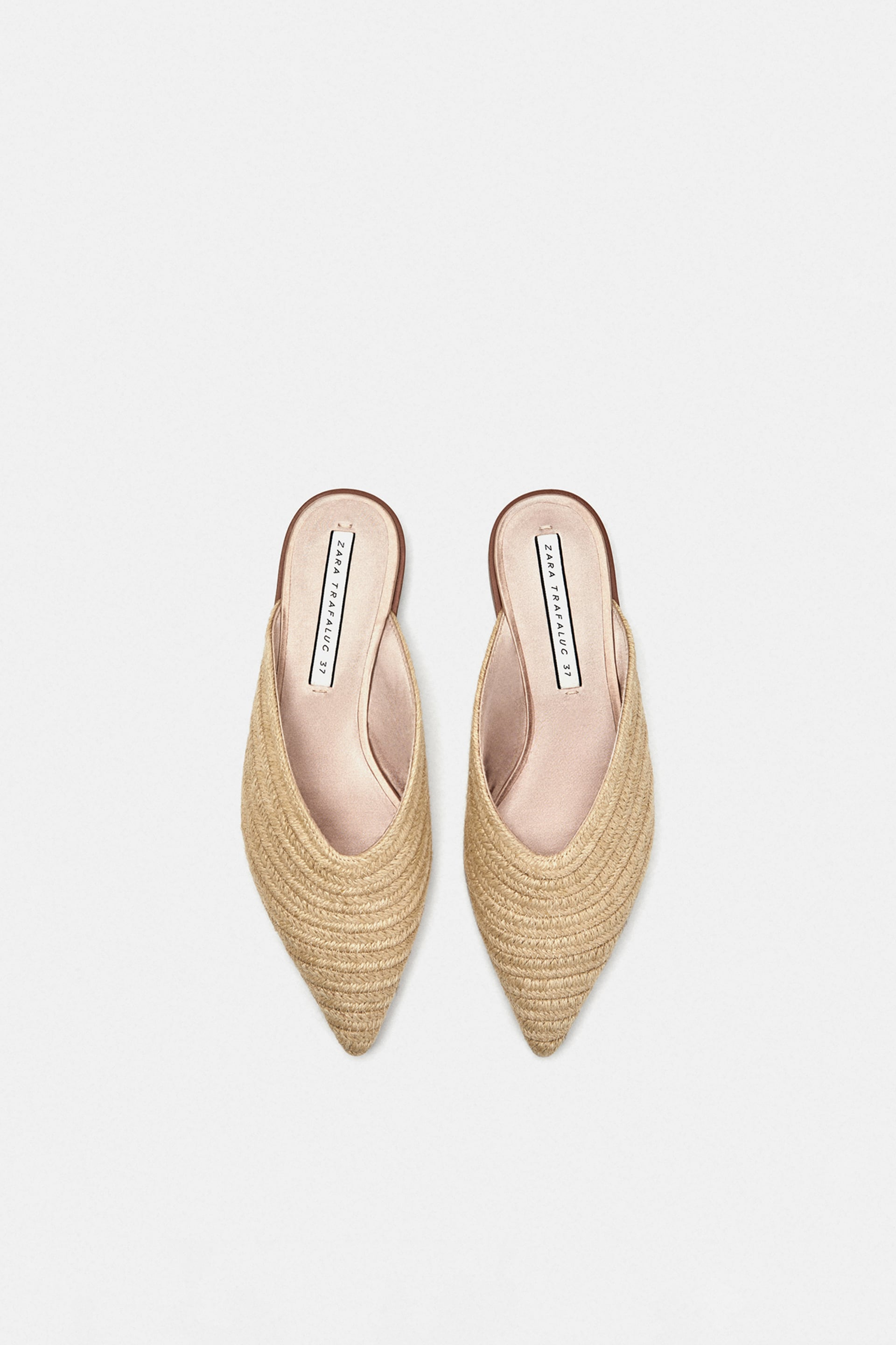 Braided Mules  View All Bags Woman Sale by Zara