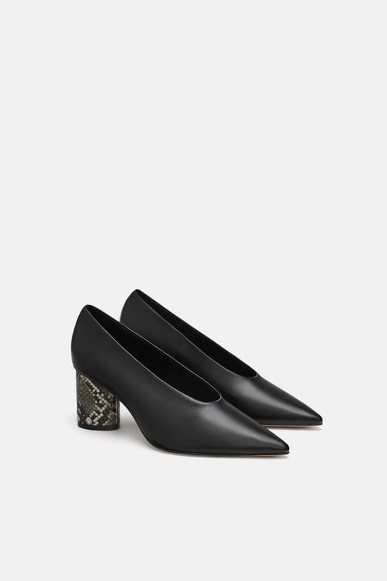 soft-leather-pumps--new-inwoman by zara