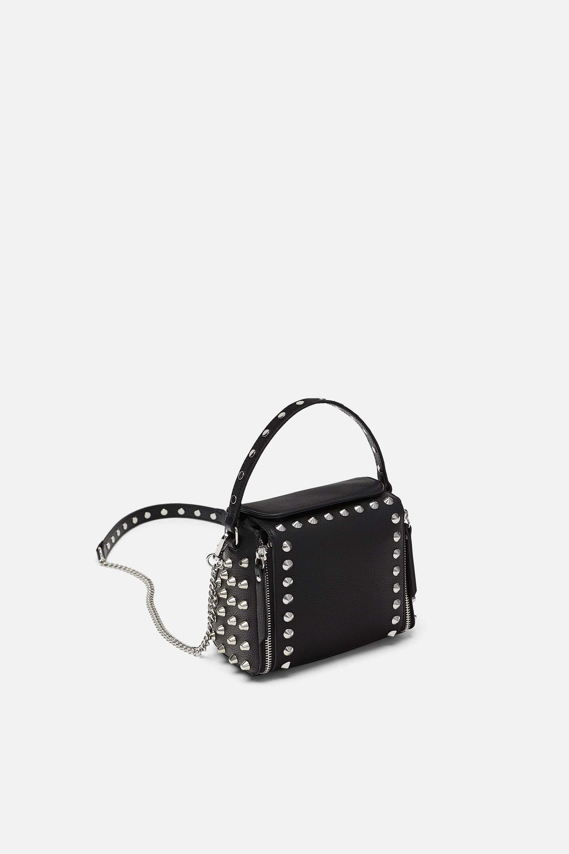 Rocker Crossbody Bag View All Bags Woman by Zara
