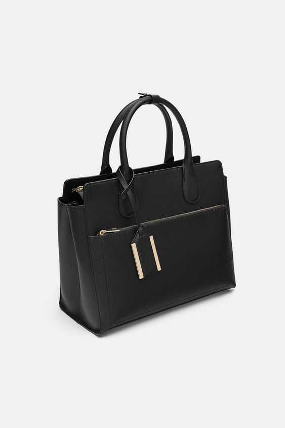Office City Bag View All Bags Woman by Zara