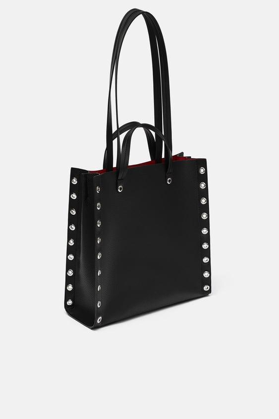 aa2bb7bde2c Women's Large Bags | Online Sale | ZARA United Kingdom