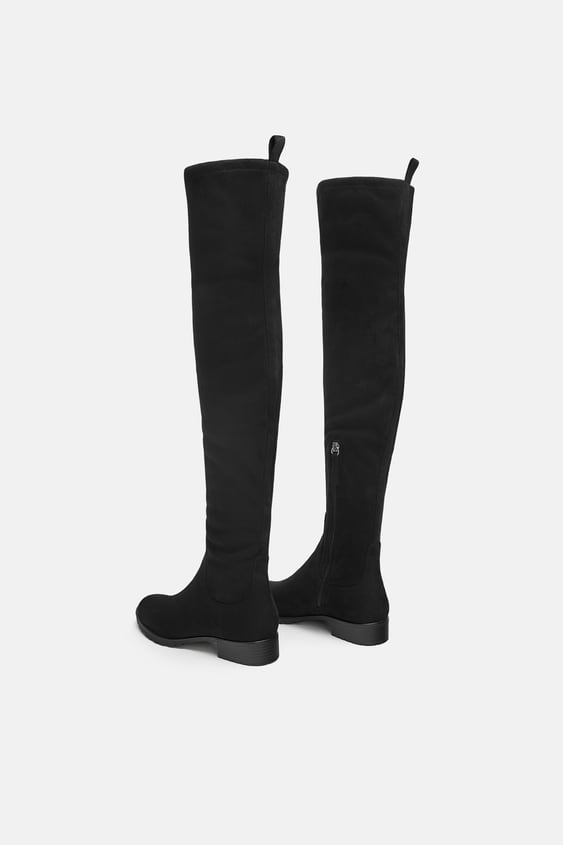 f90f4d7ab9a FLAT OVER-THE-KNEE BOOTS